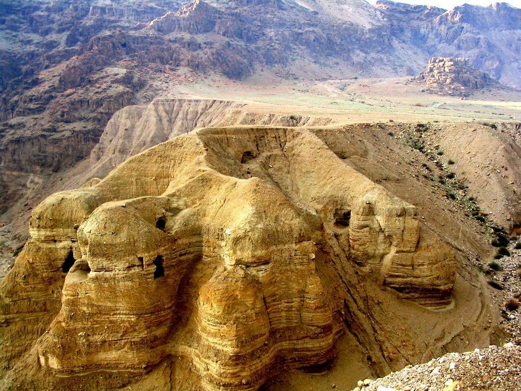 Qumran, Holy Land Trip