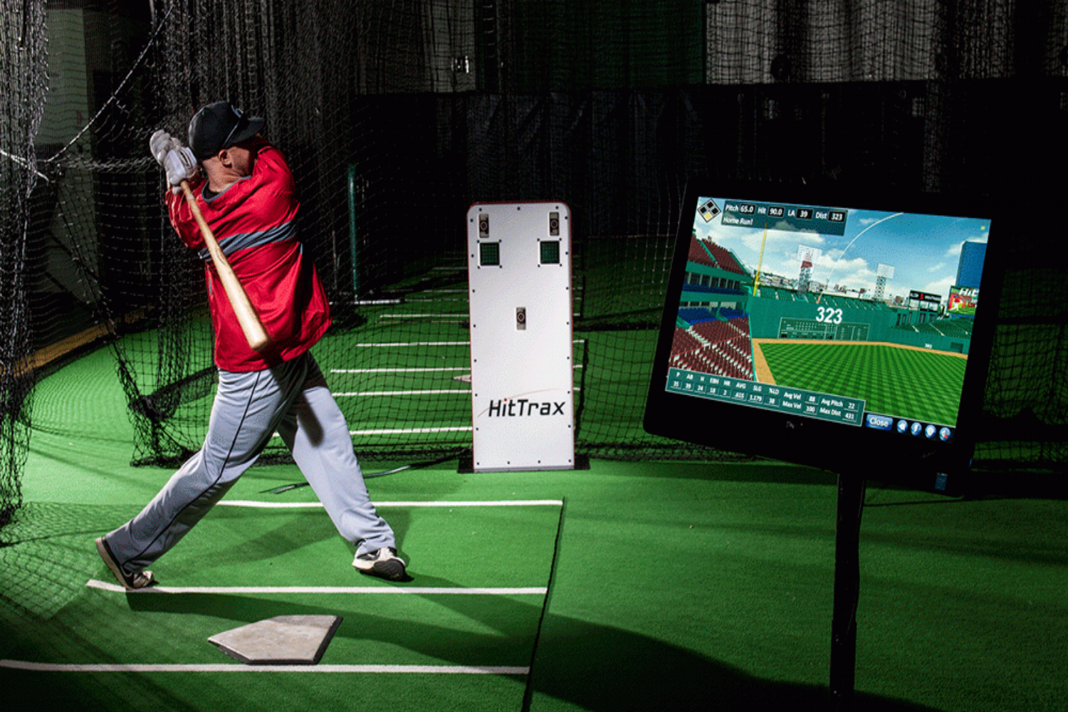 Hitting - Approach & Mental PrepPitch RecognitionExit Velocity & Launch AngleStrength Training+