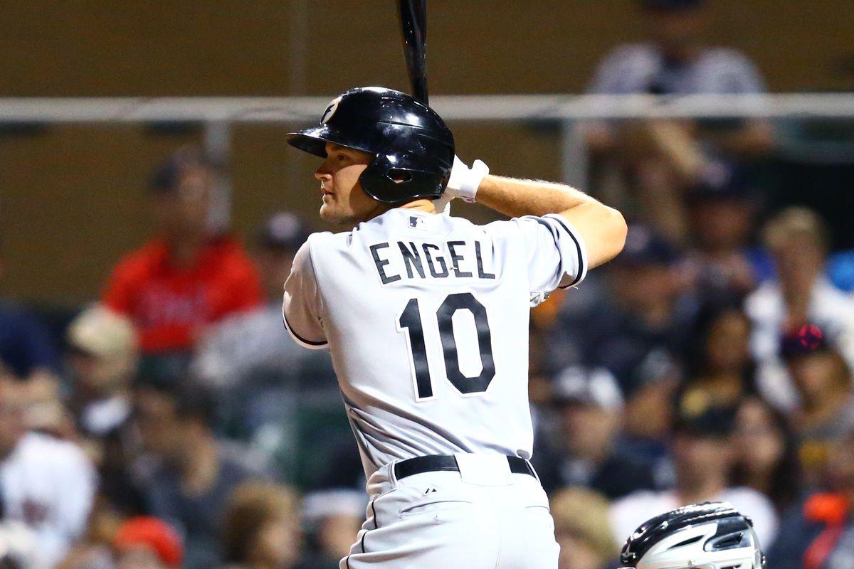 Adam Engel  Chicago White Sox