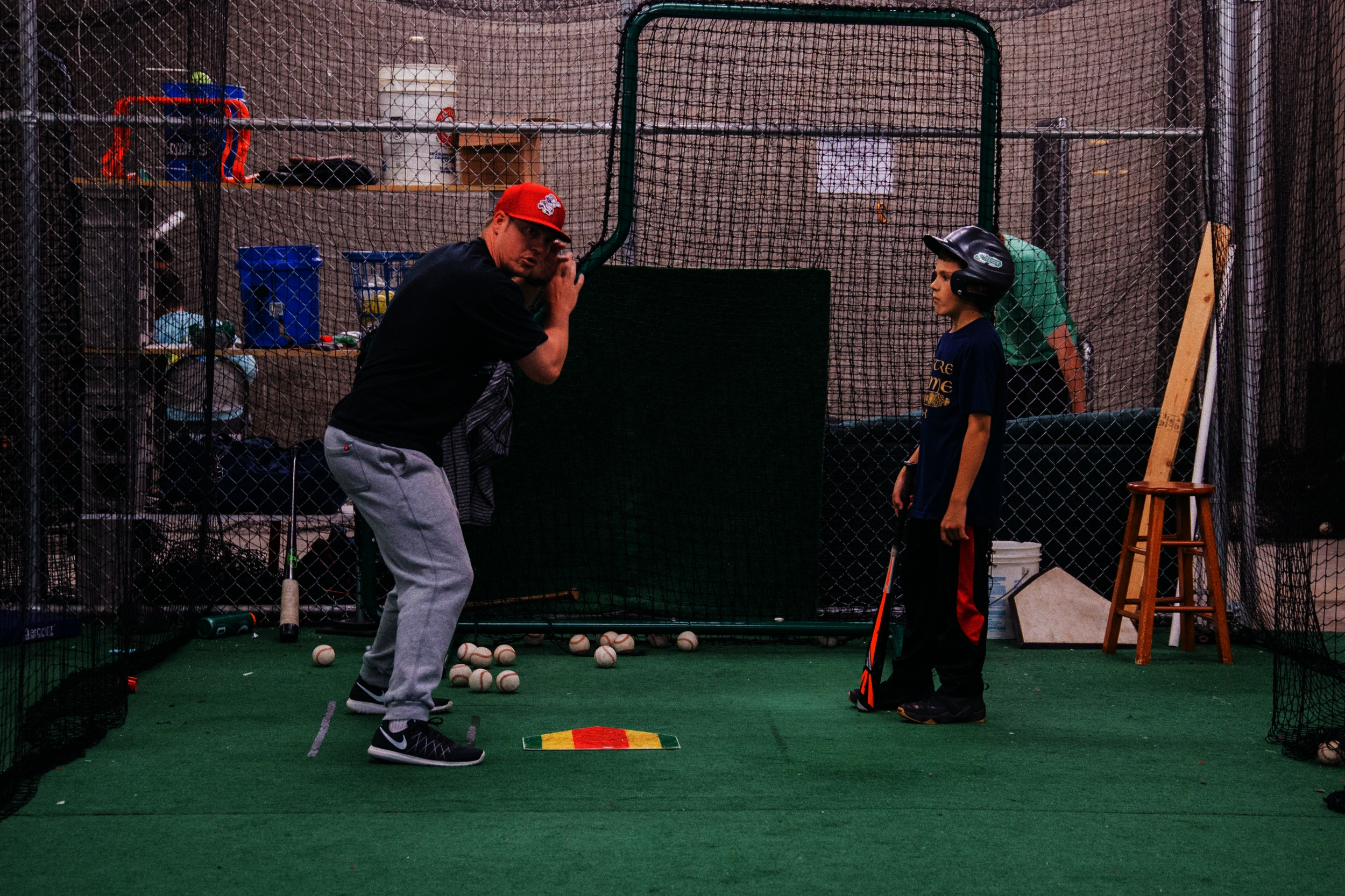 Youth Hitting Training (13U) -