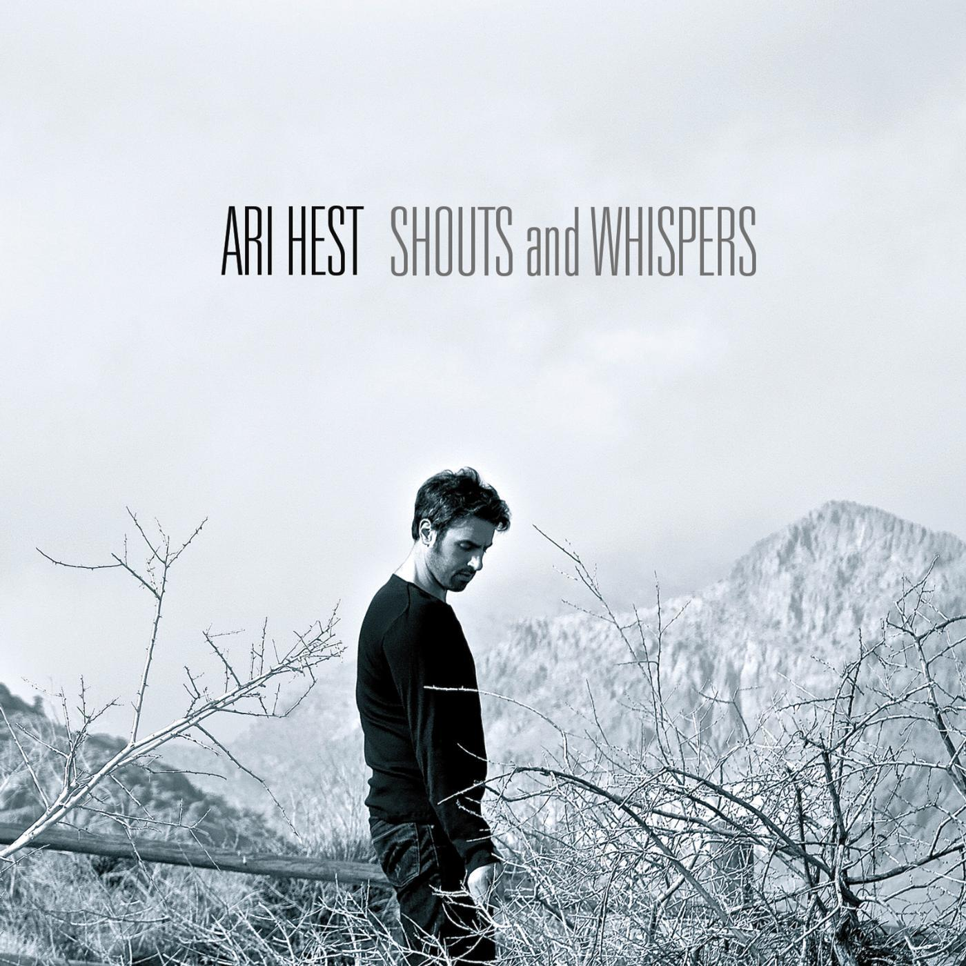 Ari Hest   'Shouts and Whispers' (2014)  • Production, Engineering, Synths, Programming