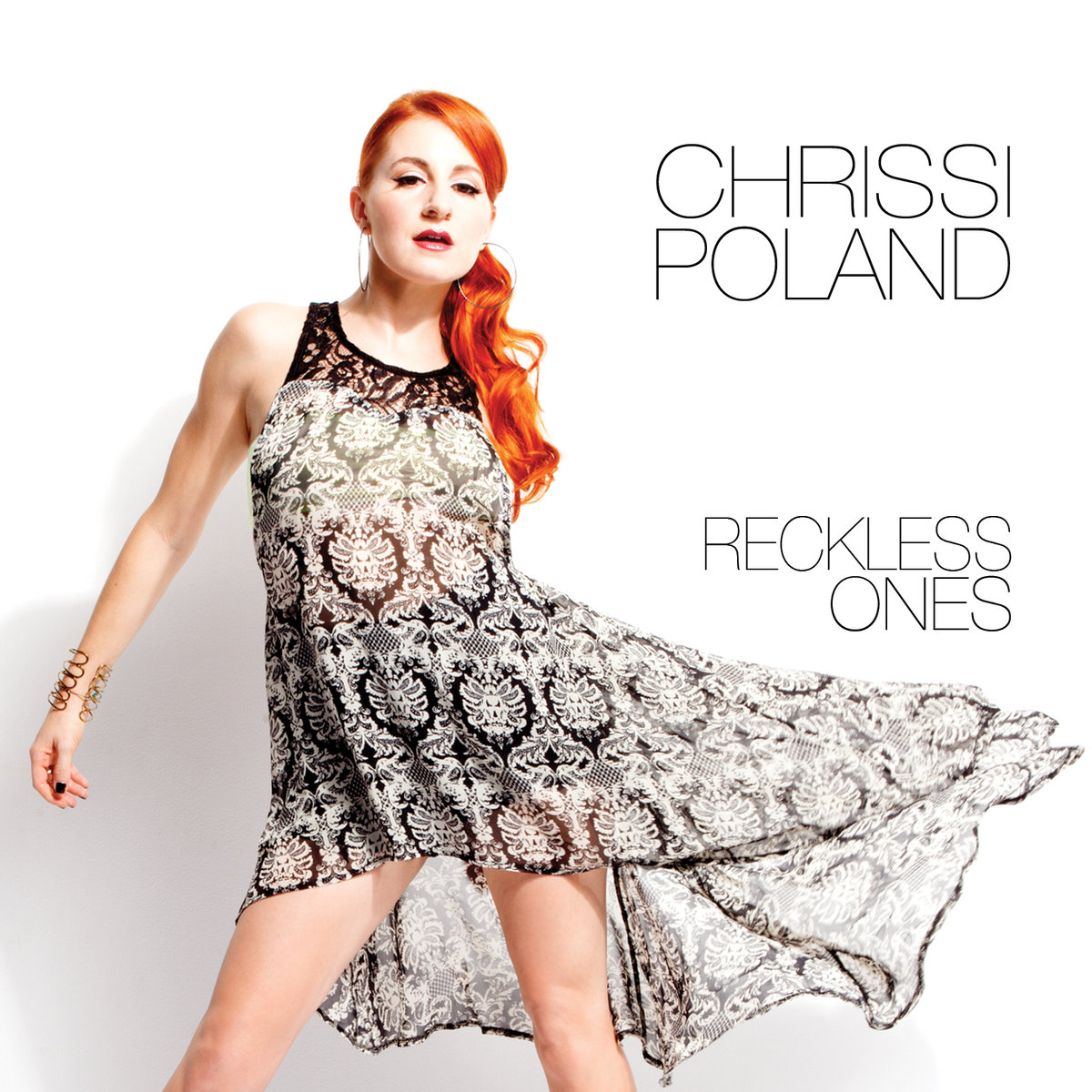 Chrissi Poland   'Reckless Ones' [EP] (2013)  • Production, Engineering, Synths, Programming