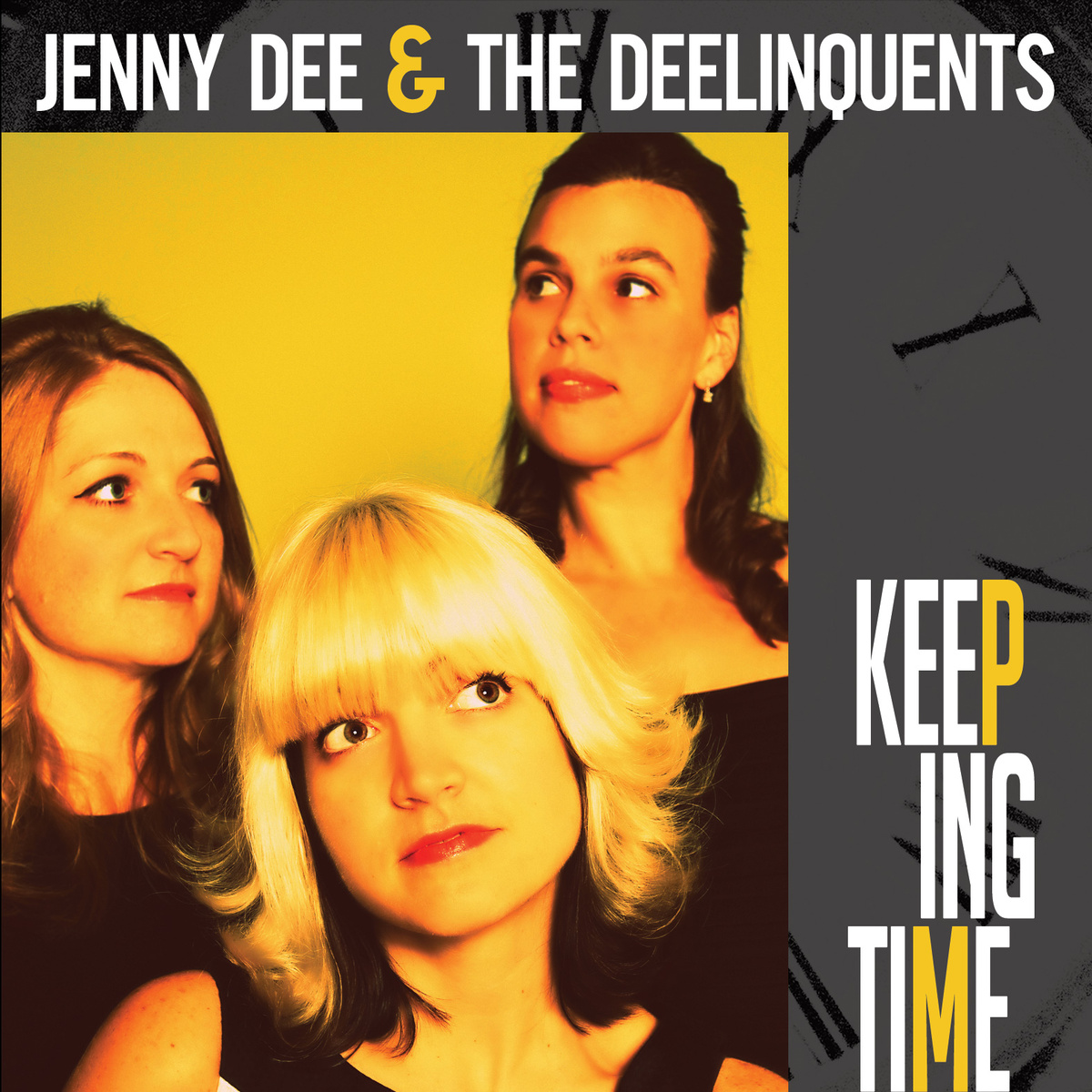 "Jenny Dee & The Deelinquents   ""Keeping Time (Matt Pendergast Remix)"" (2010)  • Remix Production, Mixing"