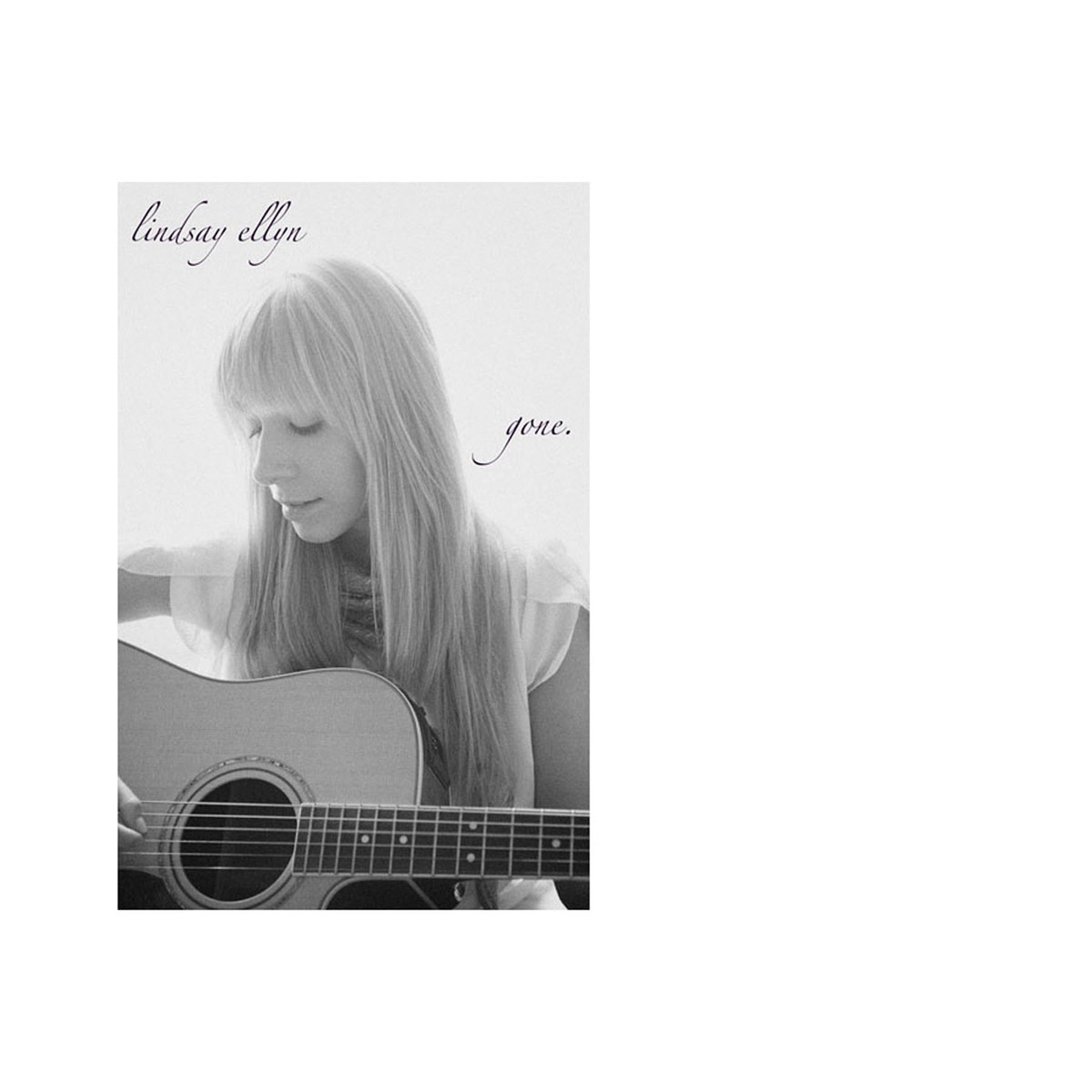 "Lindsay Ellyn   ""Gone"" [Single] (2010)  • Production, Bass, Percussion"