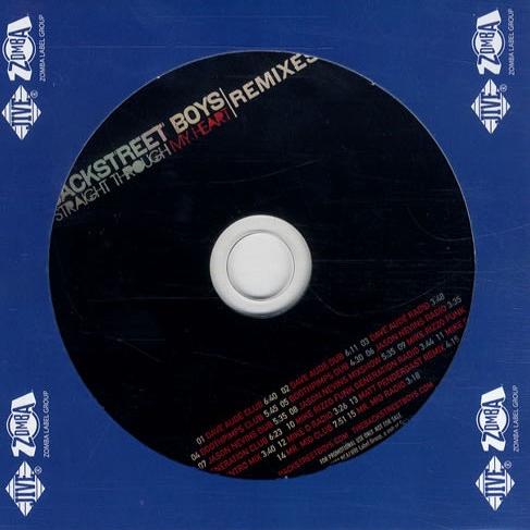 "Backstreet Boys   ""Straight Through My Heart (Matt Pendergast)"" (2009)  • Remix Production, Mixing"