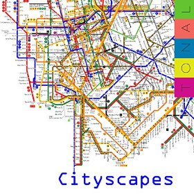 TONAL   'Cityscapes' (2009)  • Production, Engineering, Mixing, Programming