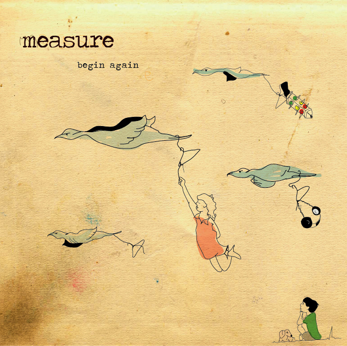 "Measure   ""Closer (Matt Pendergast Remix)  (2008)  • Remix Production, Mixing"