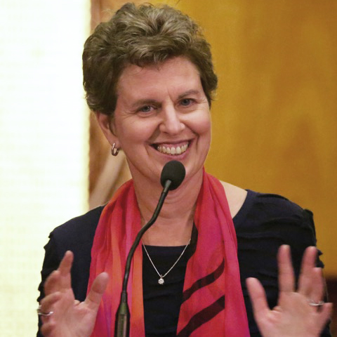 Deborah Naish