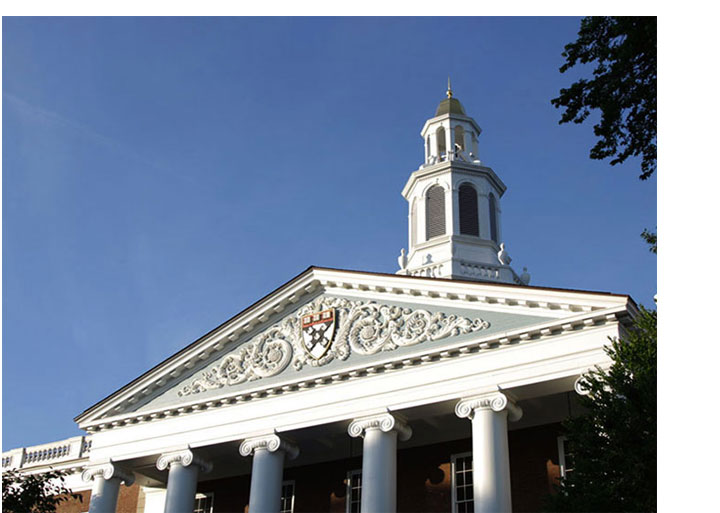 MICHAEL PORTER AND CLAY CHRISTENSEN OFFER OPPOSING STRATEGIES FOR THE FUTURE OF HARVARD BUSINESS SCHOOL. IS EITHER LIKELY TO WORK?