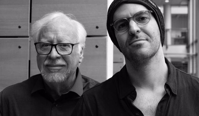Marty Neumeier and Andy Starr, co-founders of Level C