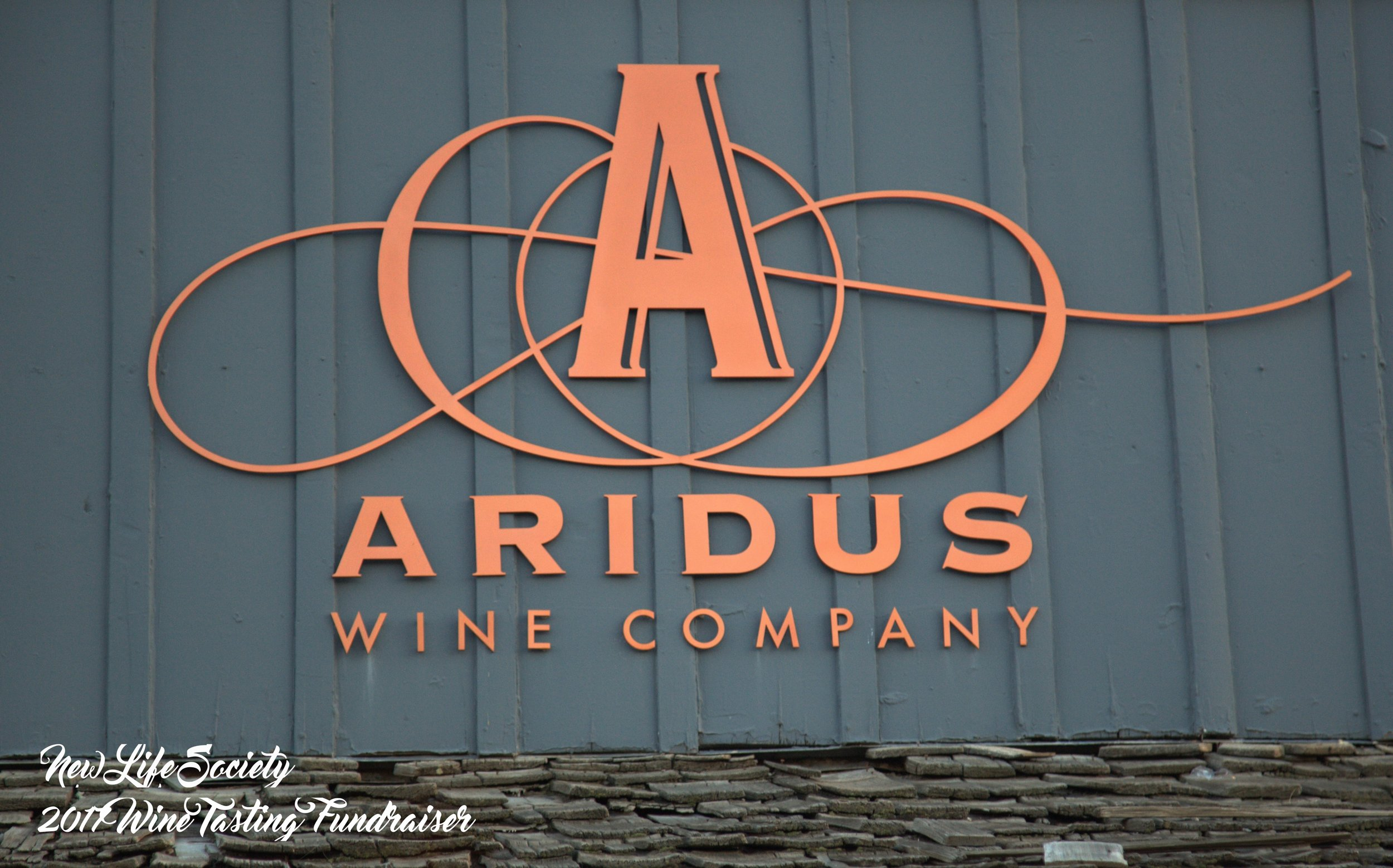 2017 Wine Tasting Fundraiser at Aridus Wine Co in Scottsdale, AZ