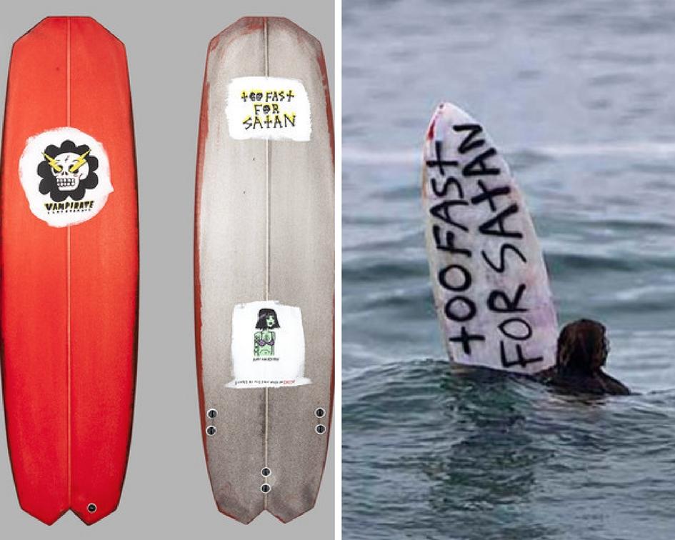 Vampirate Surfboards
