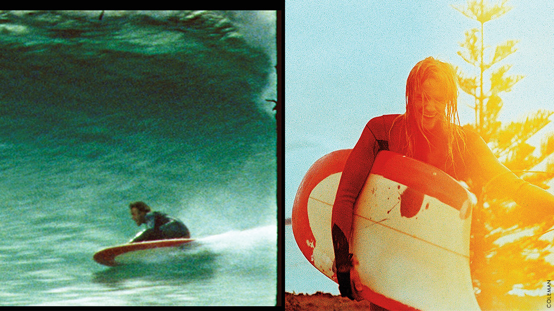 Come check out the free friction master Ari Brown during RVCA's Finless Session on Sunday at Wategos.