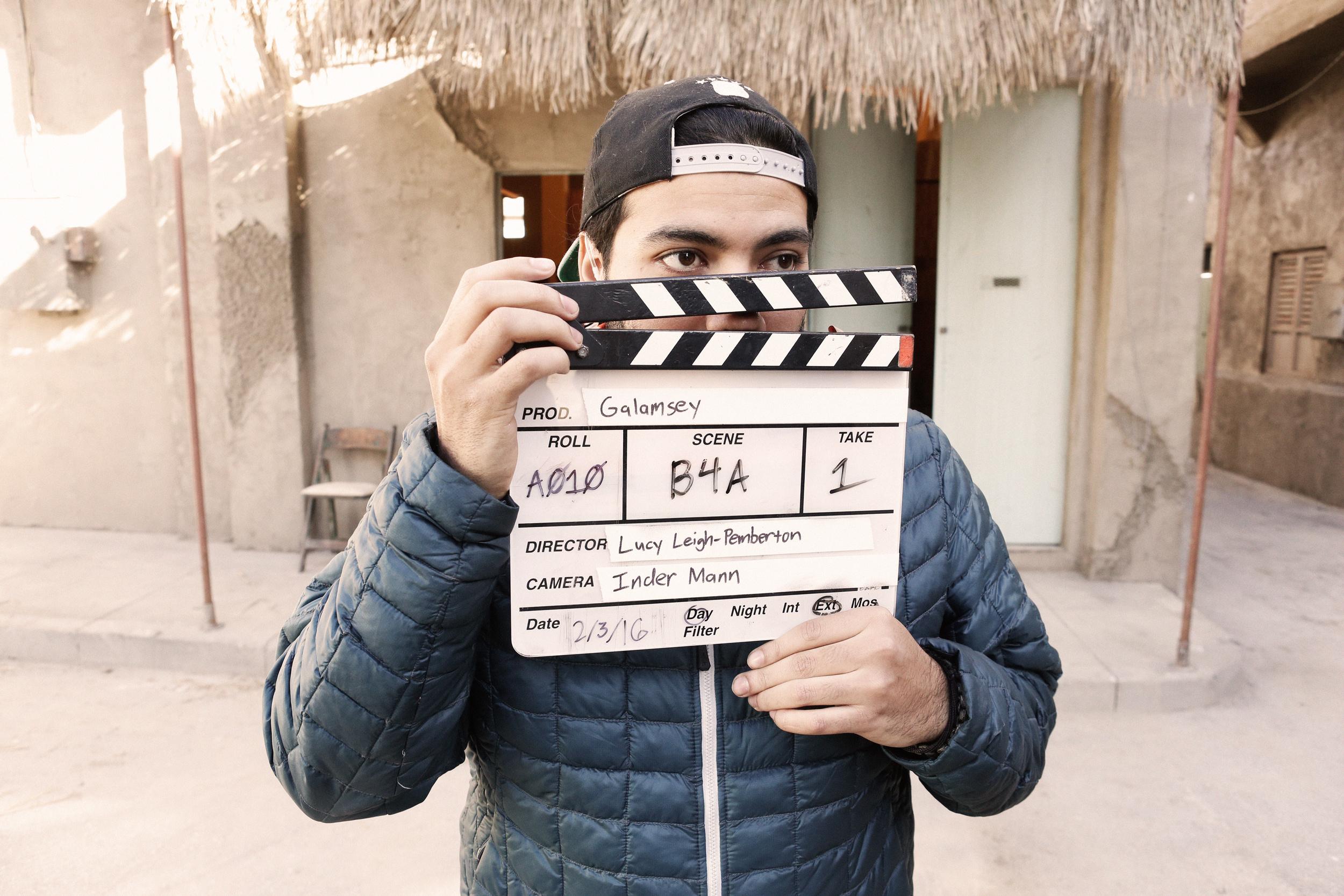ADAM MARQUEZ | 2ND AC