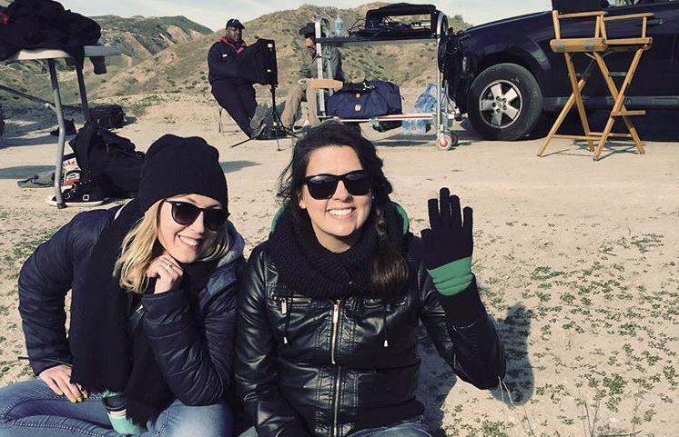 LENA MESIANO | LINE PRODUCER      HANNAH BLACKWELL | PRODUCER