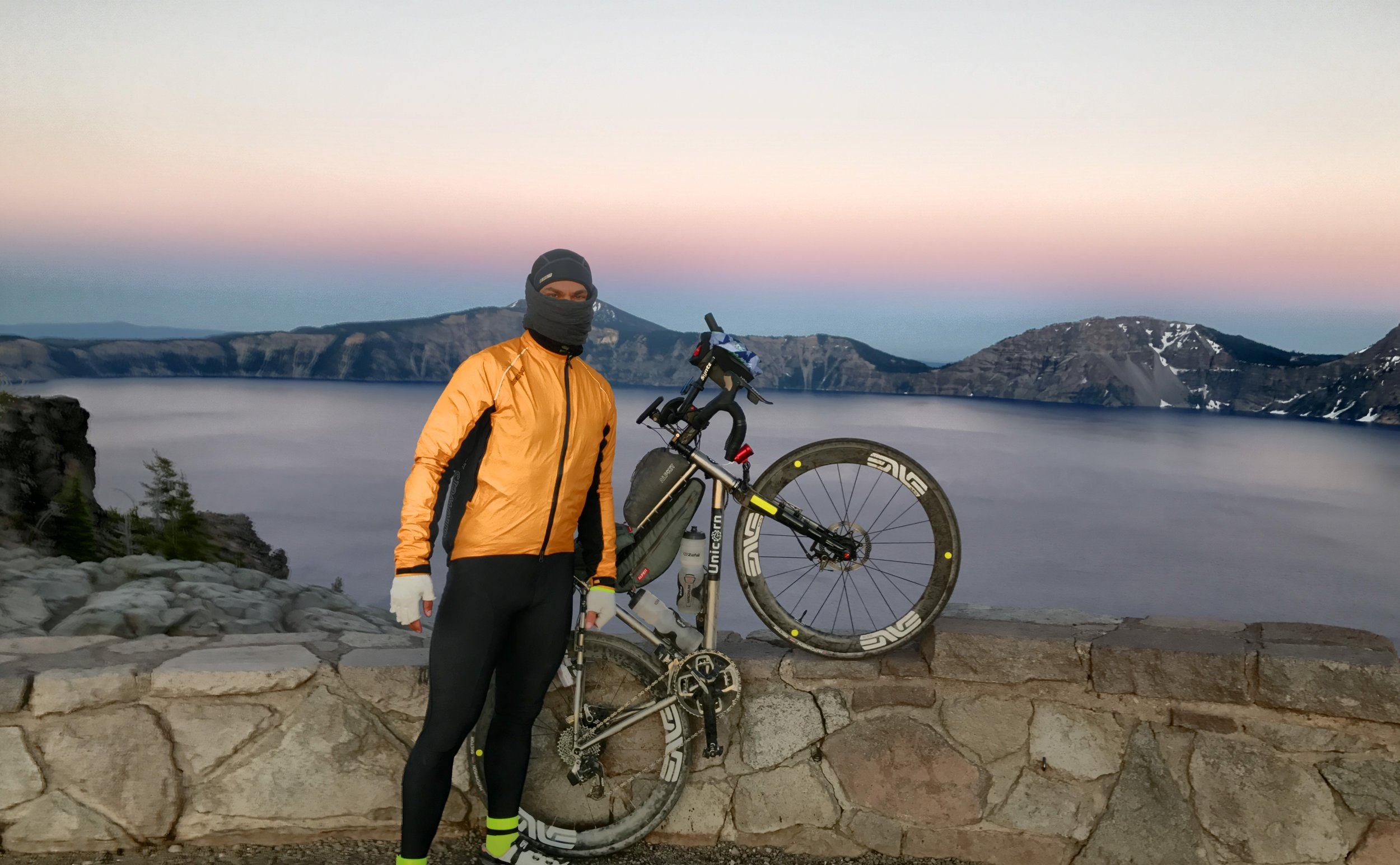 - Jason tested his limits finishing the self-supported 1000 mile Steens Mazama race in Oregon in 2017.