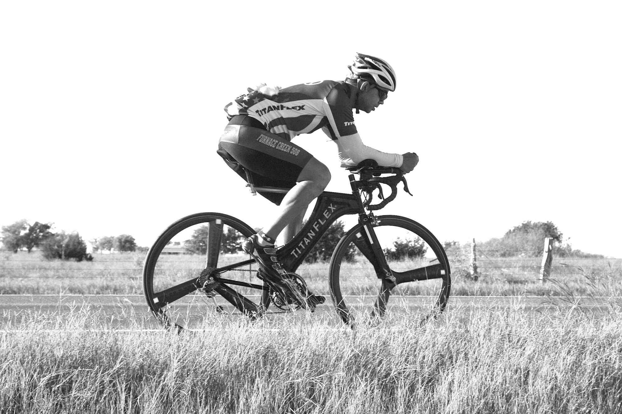 - He participated in the Texas Time Trials in 2004, 2005, 2014, and 2015.
