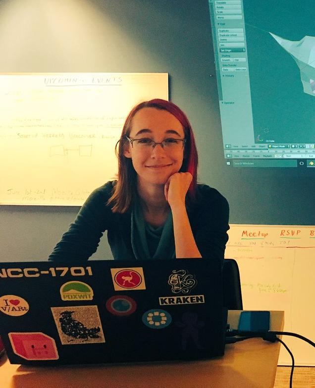 Sonya Neunzert   Developer