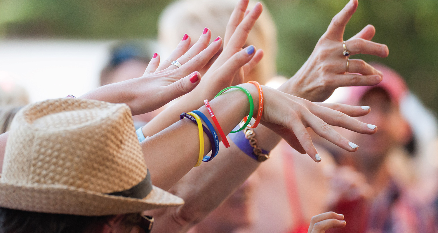 Hold a ChillOut Festival event