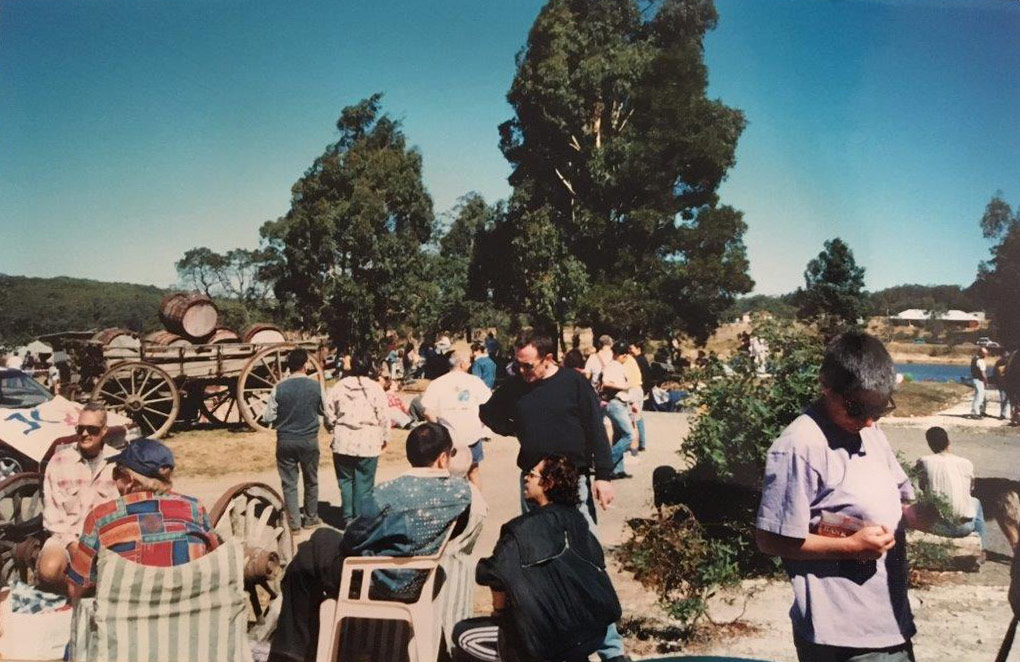 First ChillOut, 1997