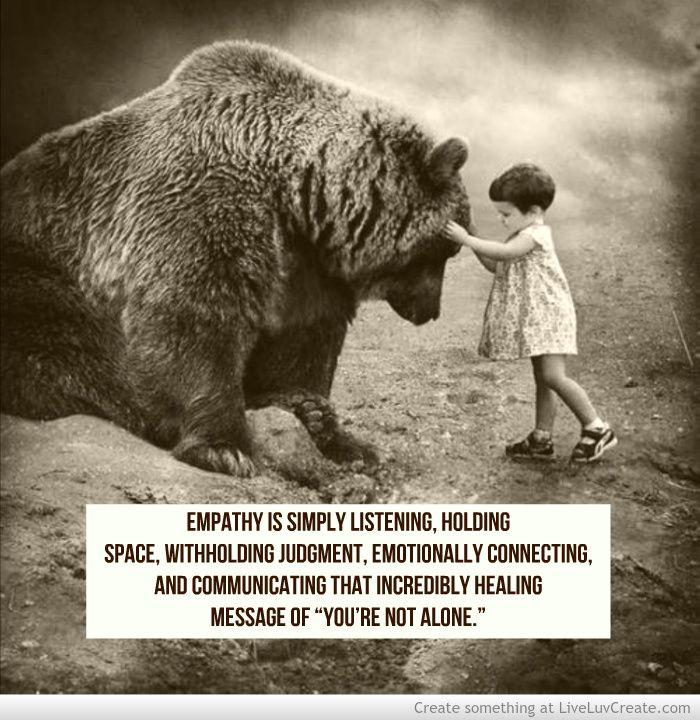 Friendship is Empathy