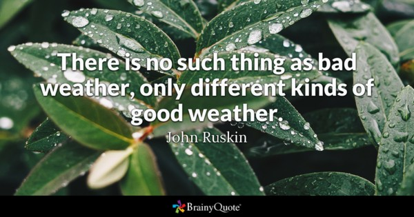 Both types of friends have their value depending on the weather in your life.
