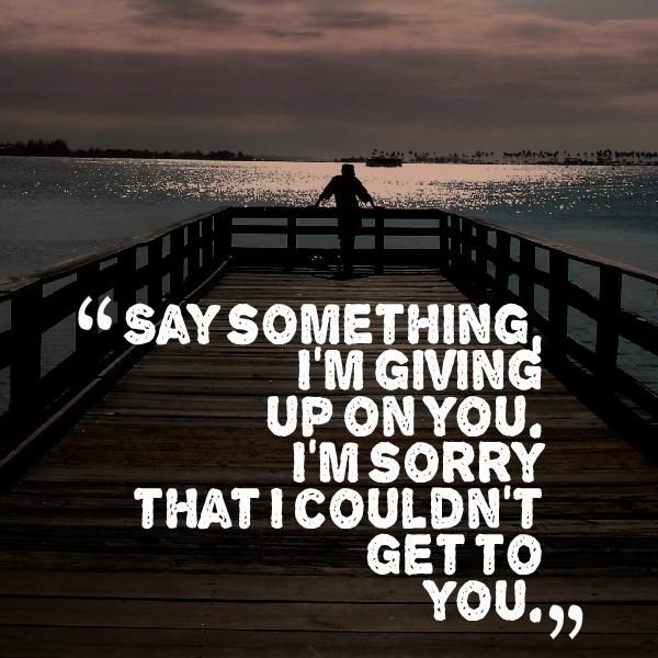 say something.png