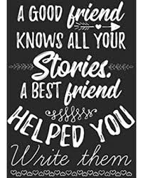 Whatever stories you have, the people in them are probably closer than the people you tell later, no?