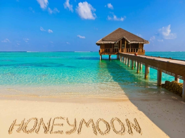 Honeymoon  Whether you want the romance level through the roof or prefer a more low-key experience, we can make this special time of your journey together truly unforgettable. A week on a private beach or in an authentic Victorian-era inn, dining under the stars or dancing until the sun goes down – however you define romance, we'll spell it out for you.