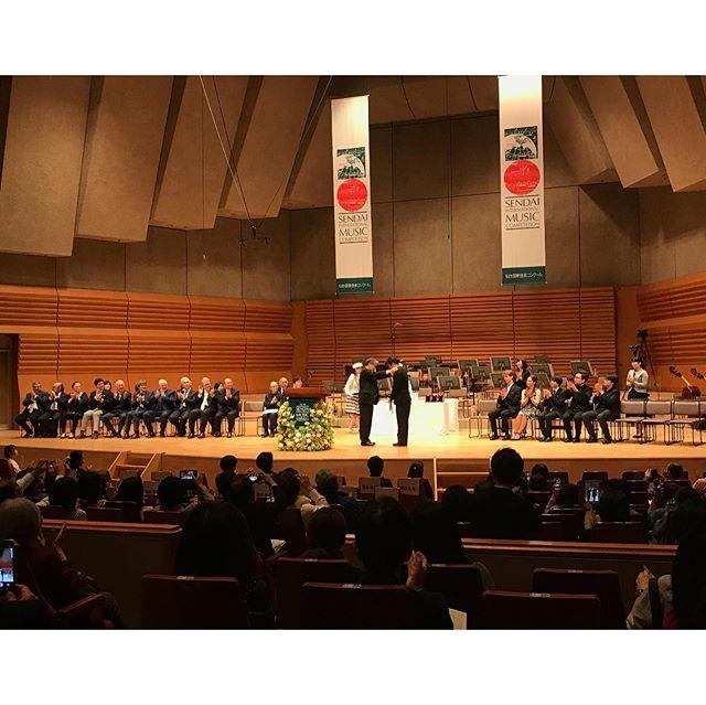 또 한명의 한국인 1등을 만든 센다이 콩쿨. 화목했던 심사위원단, 완벽한 진행을 만든 조직위, 항상 친절했던 통역원, 매일 성원을 보내준 관중들이 만든 아름다운 시간이었다!