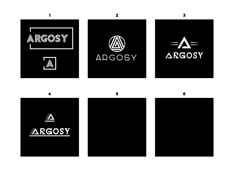 Early logo concepts #02