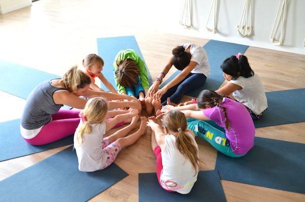 Kids Yoga After School Program