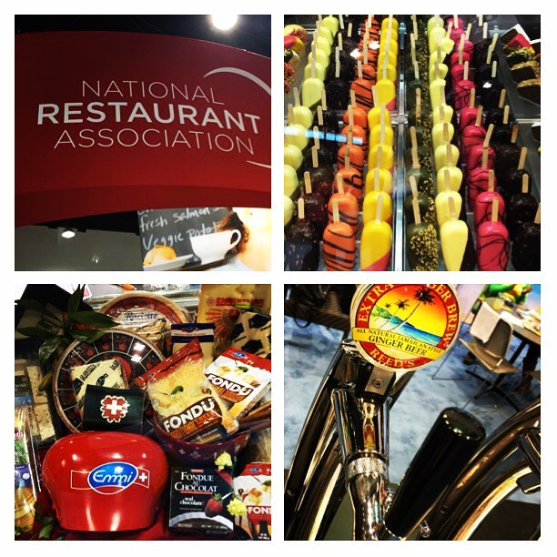 Had a great time at #nrashow2016 !
