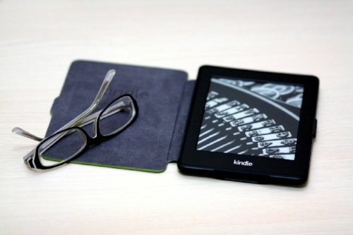 Or pick up a Kindle Oasis for the ultimate luxury Kindle reading experience!
