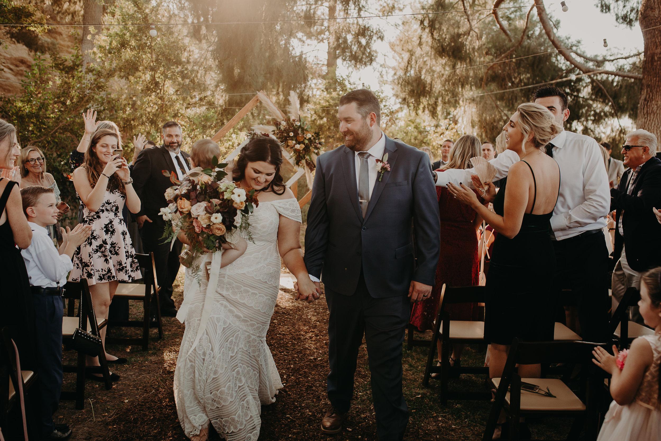 N+M Santa Clarita Wedding -