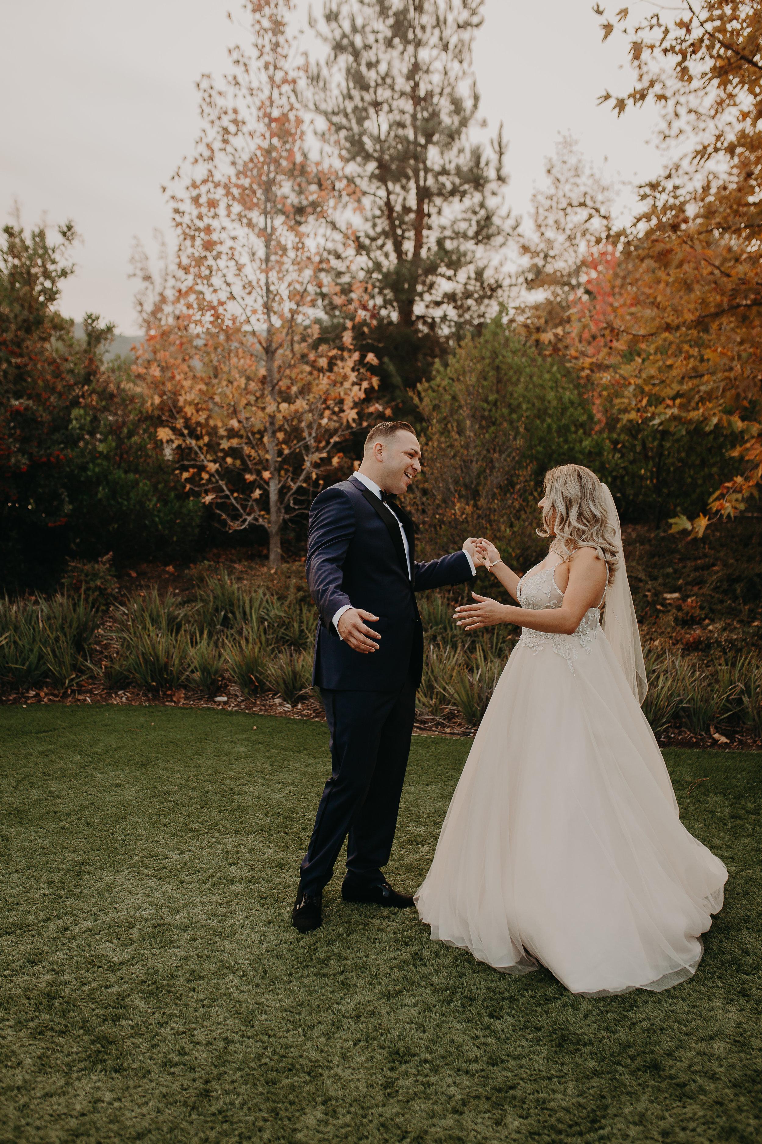 M + V Thousand Oaks wedding -