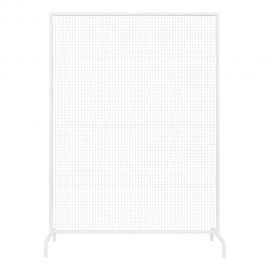 WHITE MESH SCREEN 1260mm (l) x 2060 (h)