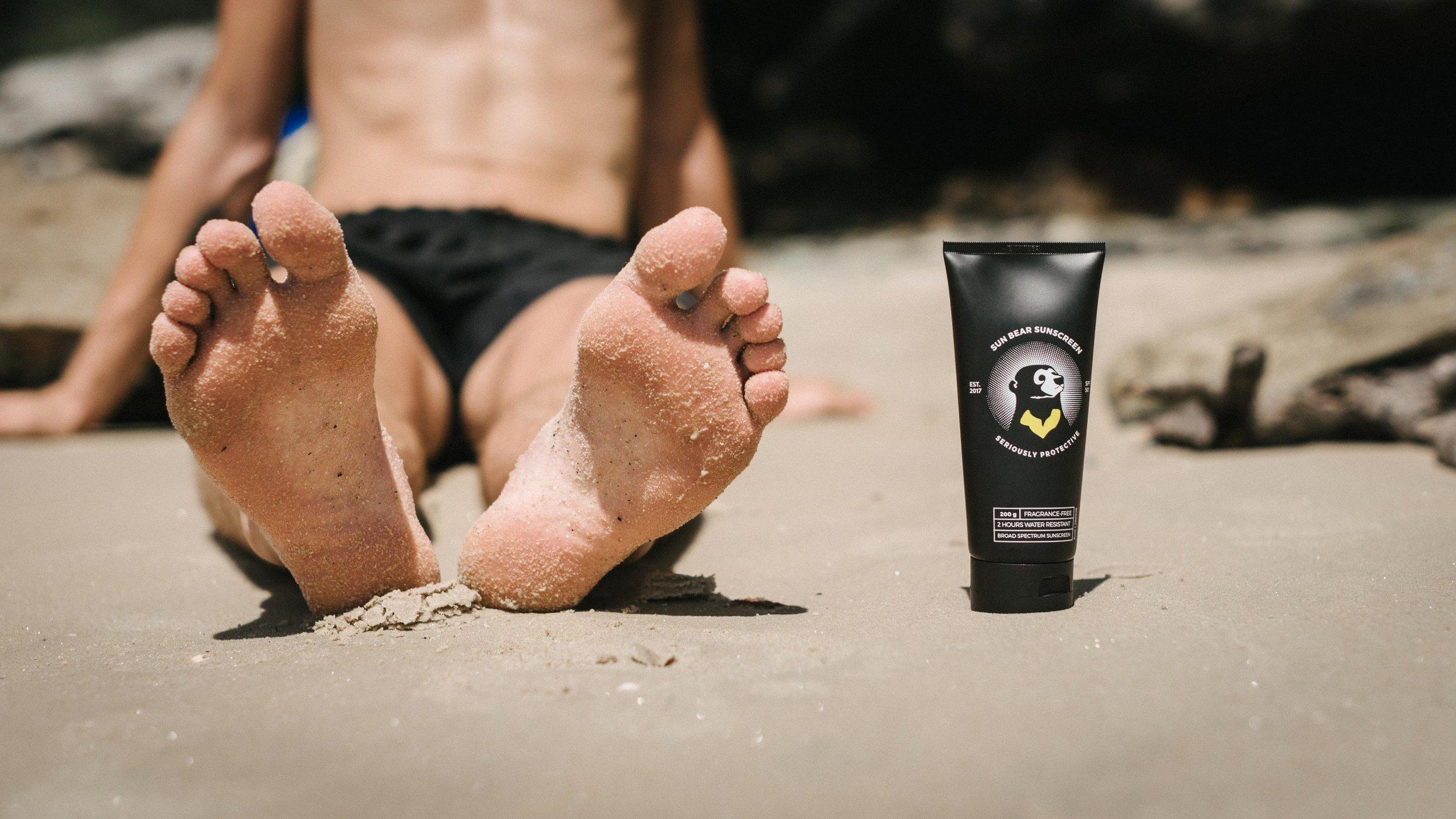 Sun Bear Sunscreen