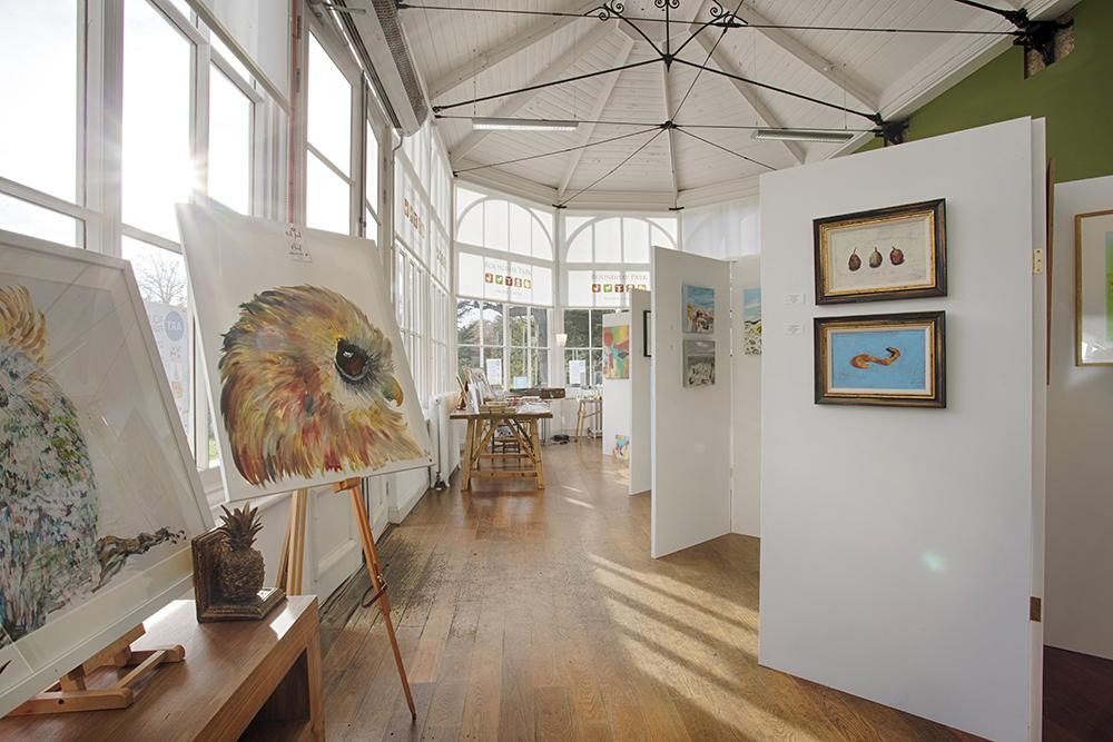 Exhibition Display Panels : Art display panel hire u the english art co