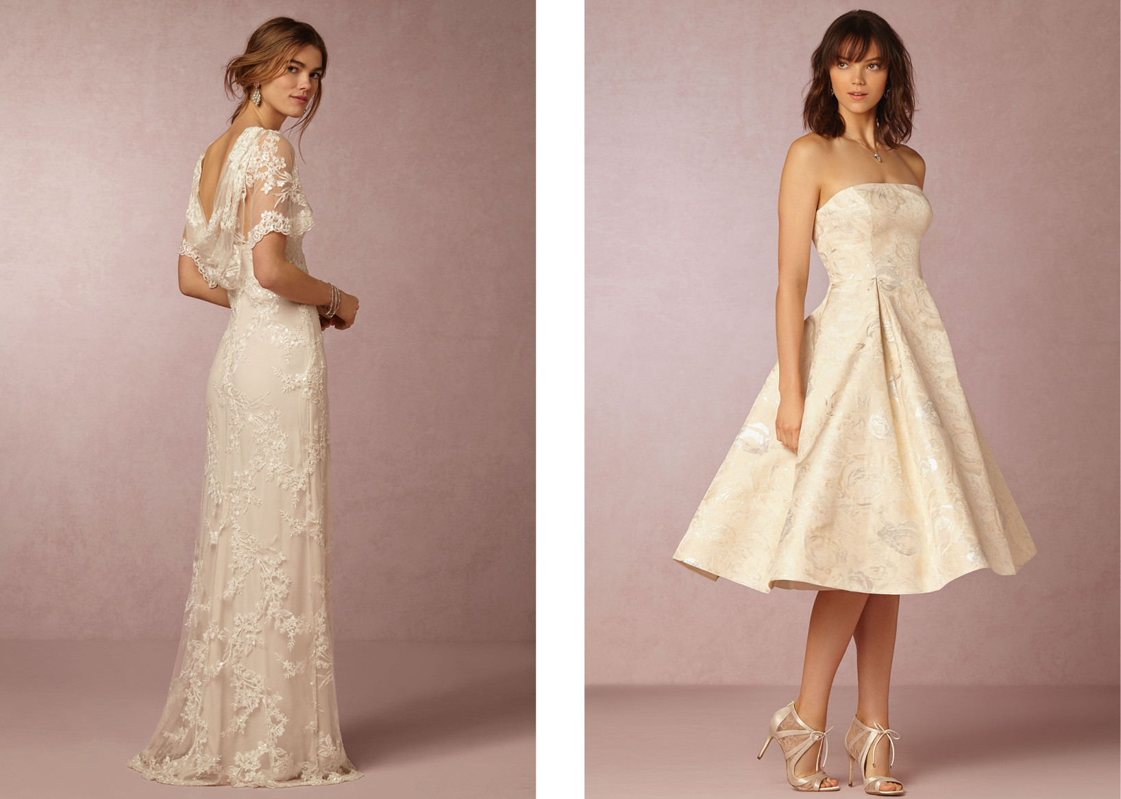 Robe Estella 1,841.76€ et  robe Cléa 147,34€