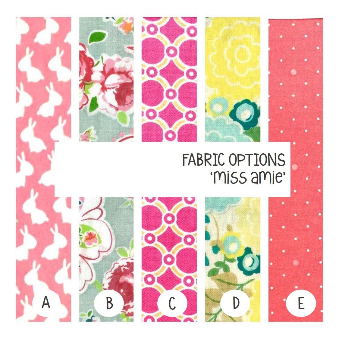 Cargie Threads - Fabric Options for Miss Amie little girls denim jacket