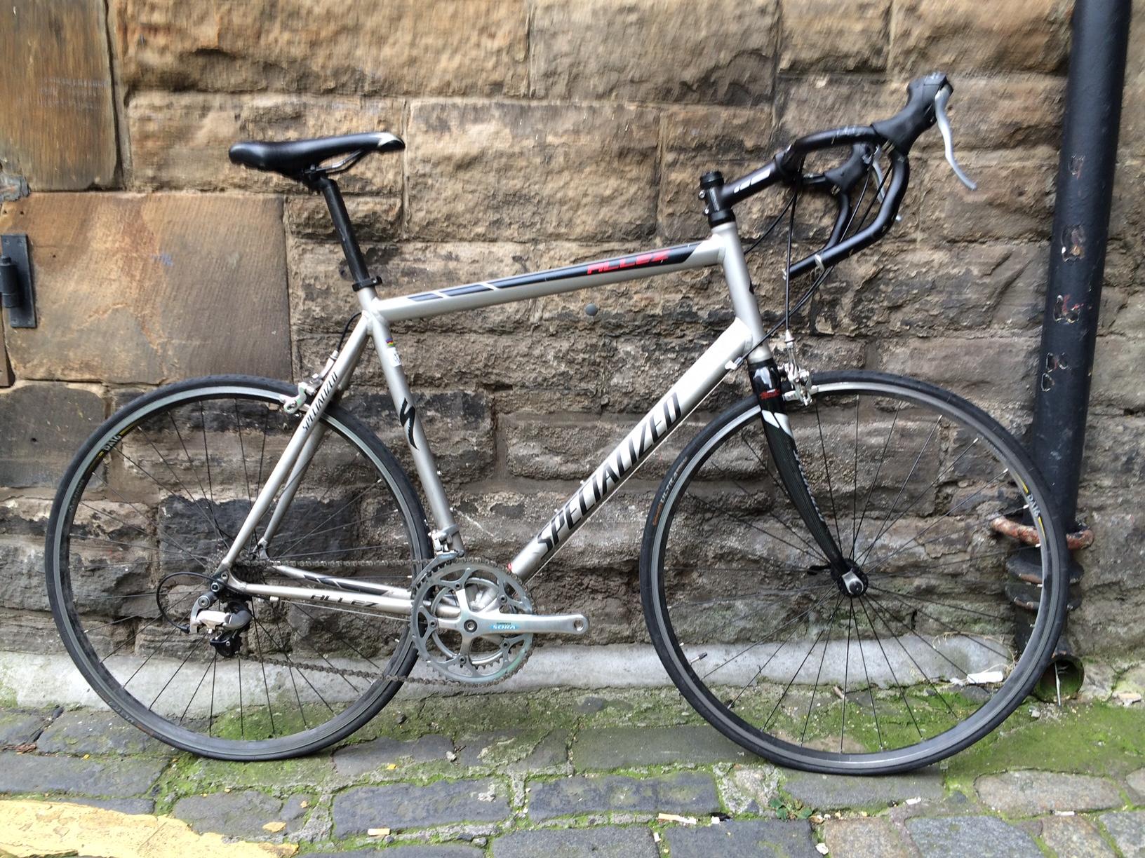 The donor bike