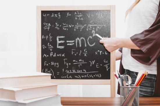 Albert Einstein's mass energy equivalence