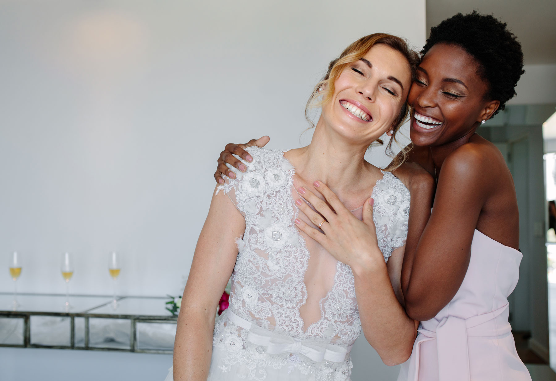 Dos and Don'ts When Your Bridesmaid is Also Engaged // Toledo Wedding Guide