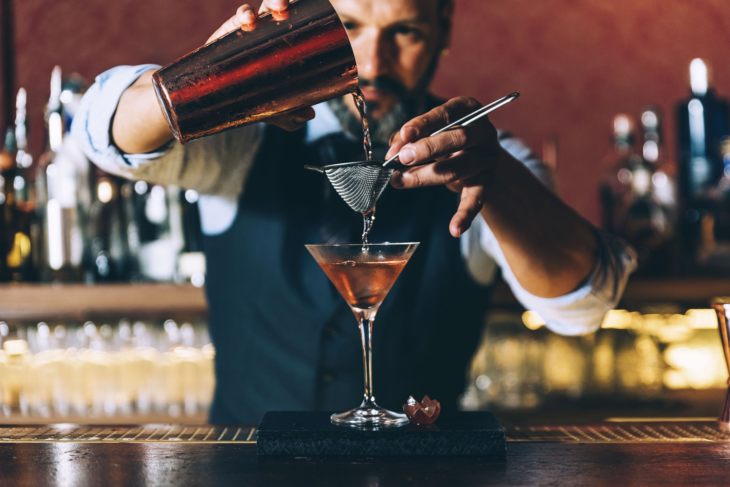 Raise Your Glass to These Signature Cocktails // Toledo Wedding Guide