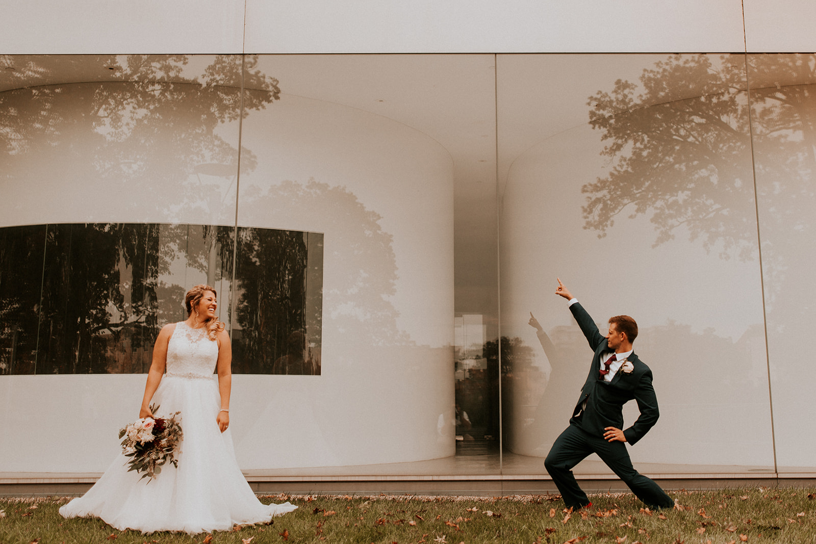 Kelsey + Andrew - Barn Venue... Check, Lush Florals... Check,Donut Wall... Check, Killer Photography... Check