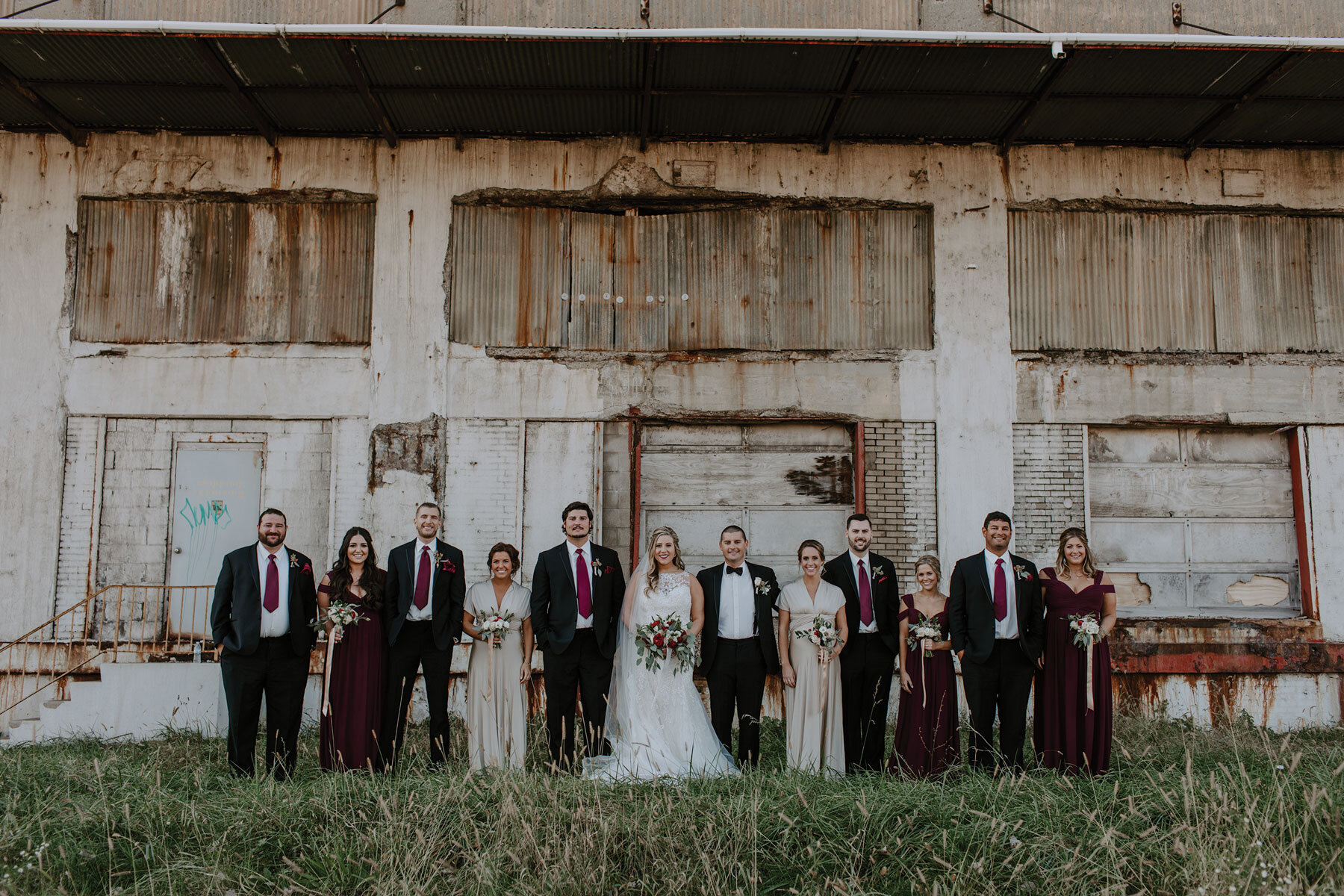 Kala + JC - All the fall wedding vibes are right here!