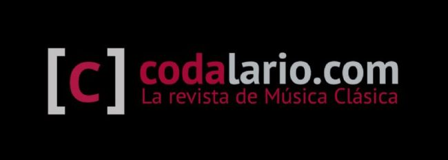 Codalario Magazine - David Santana    15.04.19   Review (spanish)