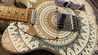 Etch my guitar