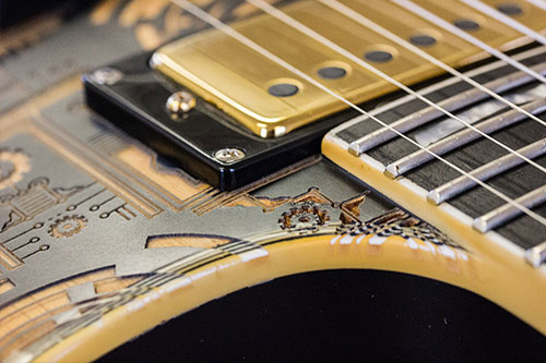 Burntaxe_Laser_Etch_Guitars_Brighton_UK_Custom_LTD_LesPaul_Circut_Gold4.jpg